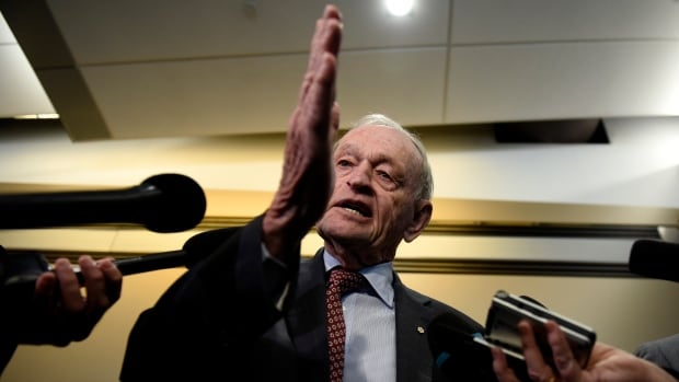 Chrétien says today's national unity challenges can't compare to the October Crisis