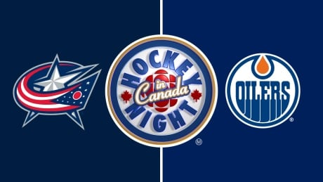 HNIC - Columbus Blue Jackets at Edmonton Oilers