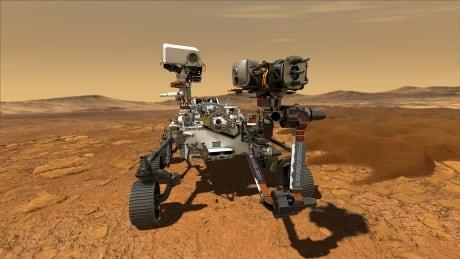 Mars Perseverance / Mars 2020