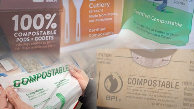 Compostable packaging exemption in Ontario Blue Box overhaul criticized as a 'loophole'