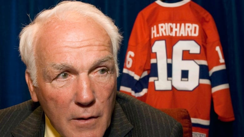 Habs Hall of Famer Henri Richard dies at 84