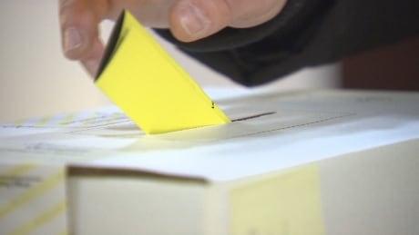 P.E.I. Election