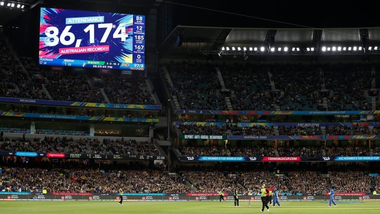 Australia crush India to win Women's T20 World Cup