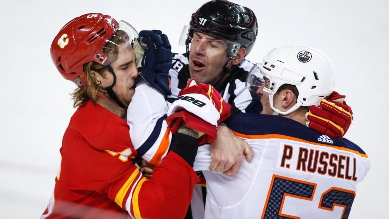 A New Battle Of Alberta In Playoffs Too Good Not To Happen Cbc Sports