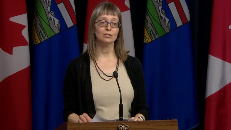 Alberta Cases Of Covid 19 Double To 14 Medical Officer Reports Cbc News