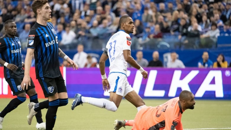 Montreal Impact vs. Olimpia - Football Match Report