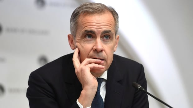 Former Bank of Canada governor Mark Carney advising PM on COVID-19 economic response   CBC News