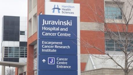 Juravinski Cancer Centre - COVID-19 HAMILTON