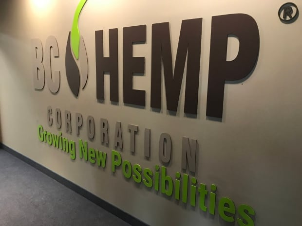 Huge Hemp Facility Proposed For Prince George B C Cbc News