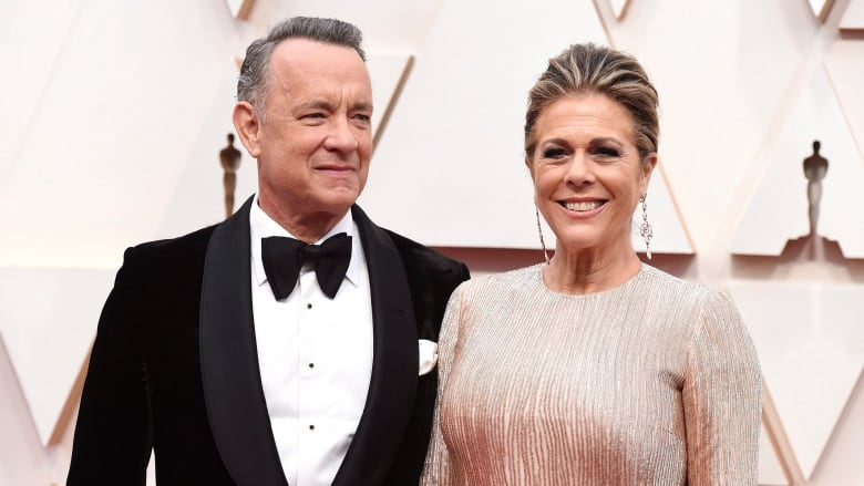 Tom Hanks says he, his wife have tested positive for coronavirus
