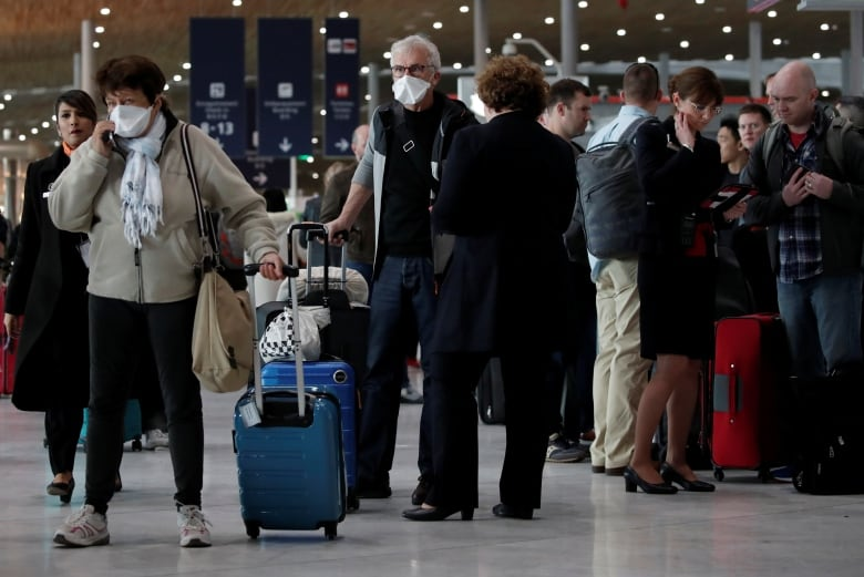 Trump tests negative for coronavirus, extends travel ban to Britain, Ireland