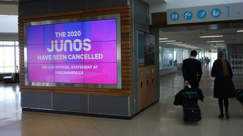 'We are devastated': 49th Annual JUNO Awards cancelled due to COVID-19