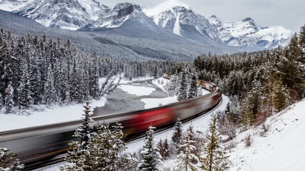 Plans for passenger train linking Calgary airport and Banff come into sharper focus