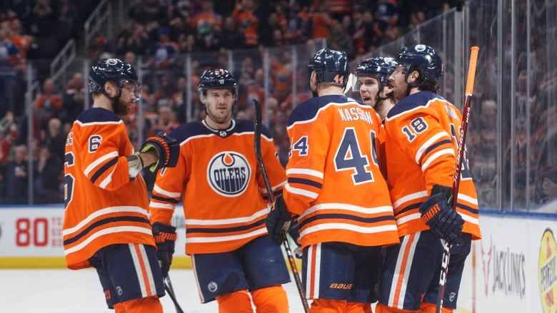 Some Things Are Bigger Than The Game Edmonton Oilers React To Nhl S Pause Decision Cbc News