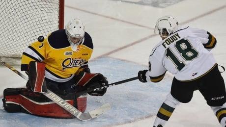 OHL Knights Otters Hockey