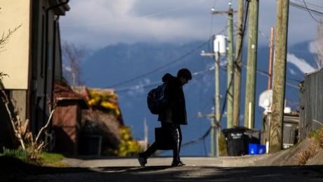 SCHOOL CHILDREN WALKING HOME