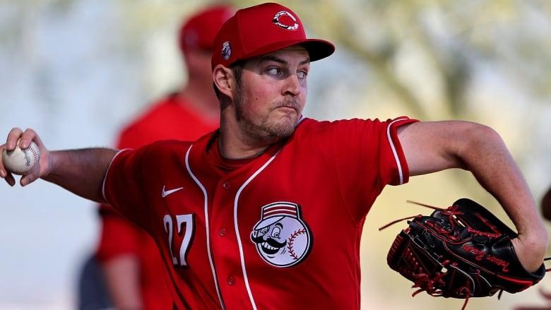 Reds pitchers propose 'sandlot' game during Major League Baseball  break
