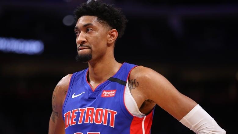Detroit Pistons' Christian Wood Tested Positive For Coronavirus