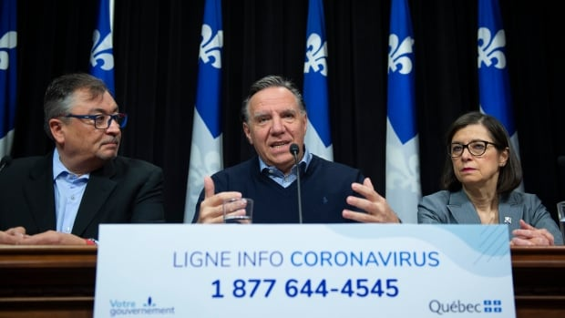 COVID-19: Bars, clubs, gyms and other public spaces closed until further notice in Quebec | CBC News