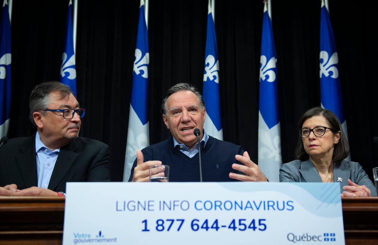 Covid 19 Bars Clubs Gyms And Other Public Spaces Closed Until Further Notice In Quebec Cbc News