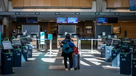 COVID TRAVEL RESTRICTIONS VANCOUVER AIRPORT