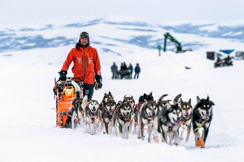 Alaska's 2020 Iditarod Sled Dog Race