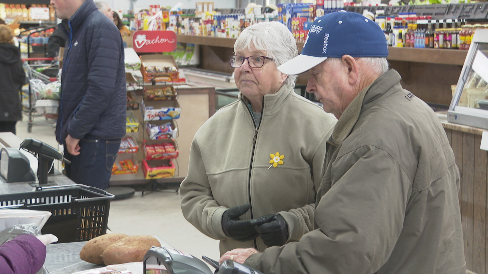 SaveTheBoomers: Saint John grocer offers isolated shopping amid ...