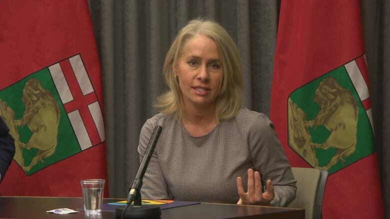 Manitoba reports province's first death related to COVID-19