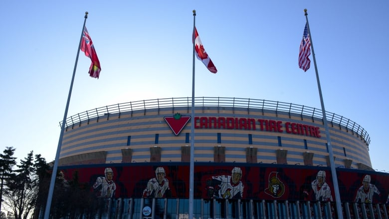 Senators player tests positive for coronavirus, first case in National Hockey League