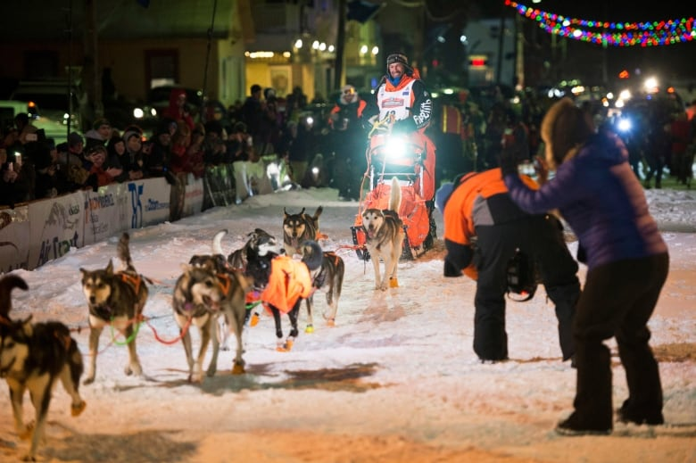 Alaska's 2020 Iditarod Sled Dog Race