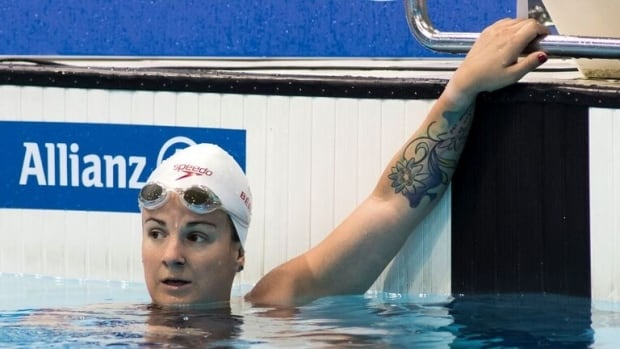 Paralympian Camille Bérubé finding innovative ways to wait out virus disruption