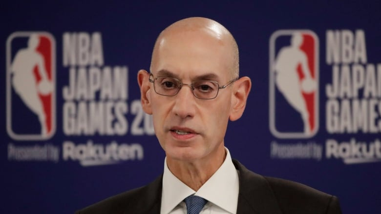 Adam Silver: Shutting Down Economy Is A Public Health Matter