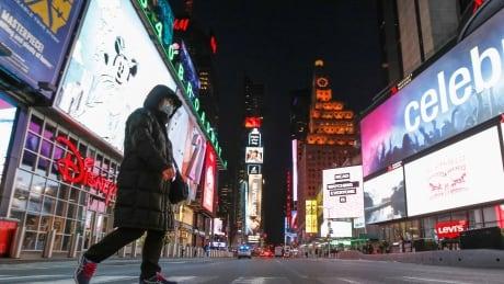 HEALTH-CORONAVIRUS/NEW YORK