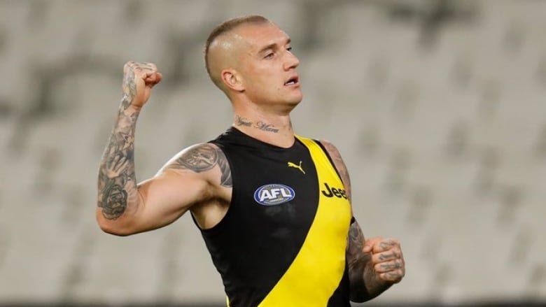 AFL's new plan if a player contracts the coronavirus