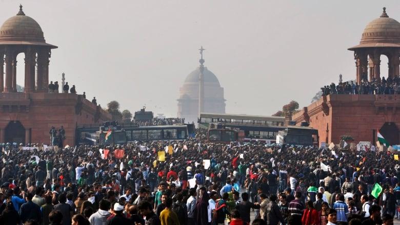 Indian men hanged for 2012 Delhi bus rape and murder