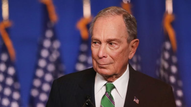 Bloomberg campaign gives DNC $18M to help defeat Trump