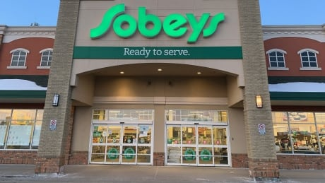 Seniors Shopping Hour at Sobeys, Edmonton