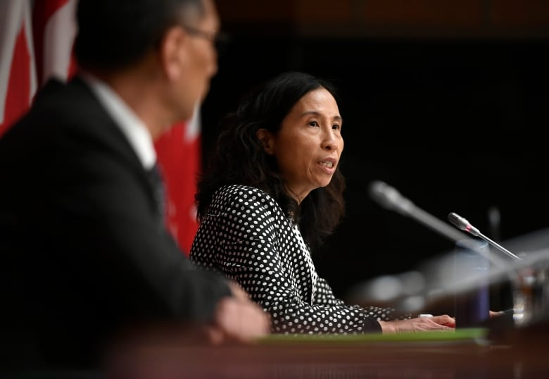 Canada's chief public health officer, Dr. Theresa Tam, has acknowledged that more tests are needed.(Justin Tang/The Canadian Press)