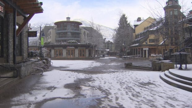 COVID-19 exposure warnings issued for 3 Whistler businesses | CBC News