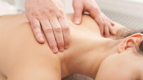 Shutterstock - massage