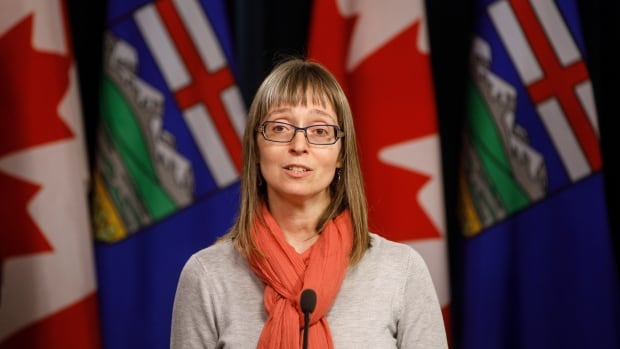 Alberta identifies first likely case of COVID-19 transmission within school