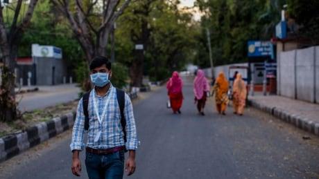 India Imposes Lockdown As The Coronavirus Continue To Spread