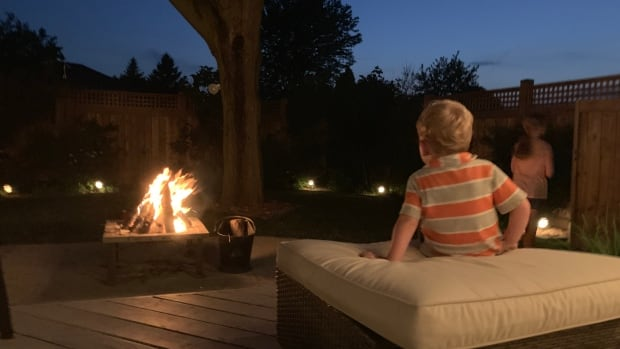 Hoping for a bonfire to pass the time in isolation? No way, says fire department | CBC News