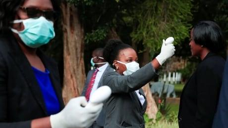 HEALTH-CORONAVIRUS/ZIMBABWE