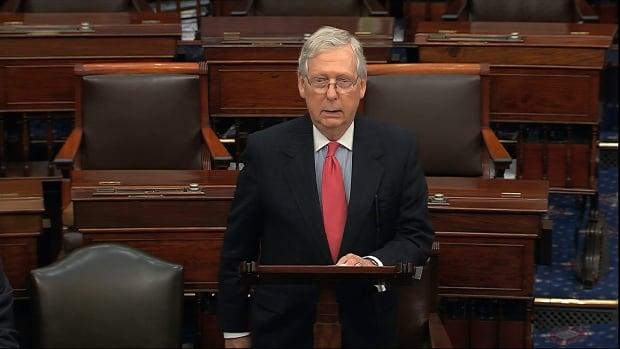 U.S. Senate passes $2T coronavirus relief bill