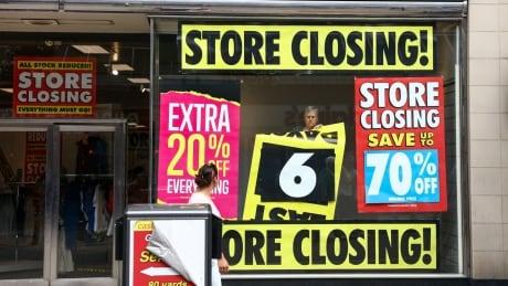 retail closure