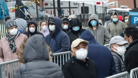 APTOPIX Virus Outbreak New York