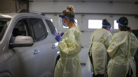 Alberta coronavirus tests