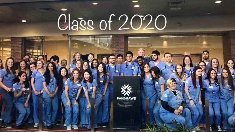 Respiratory Therapy students at Fanshawe College called to front ...