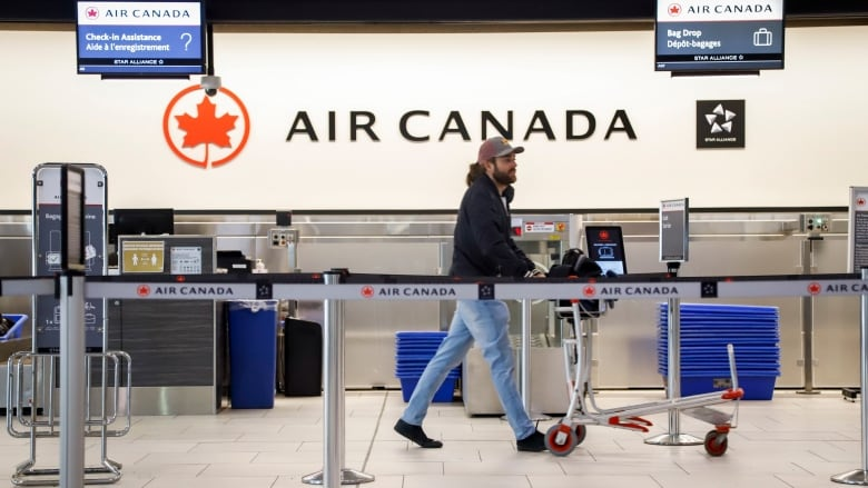 Pandemic crisis plunges Calgary airport to 1996-level passenger volumes